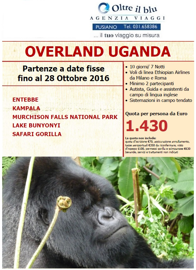 UGANDA – Africa