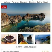 ITALIA – ISOLE EOLIE