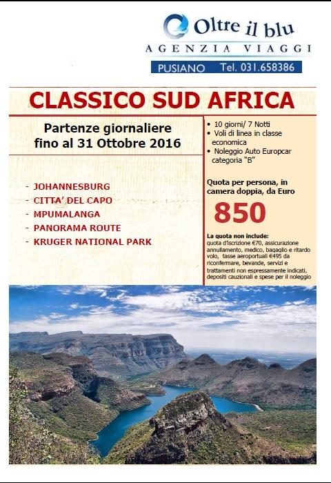 SUD AFRICA Classico