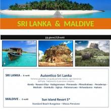 SRI LANKA & MALDIVE