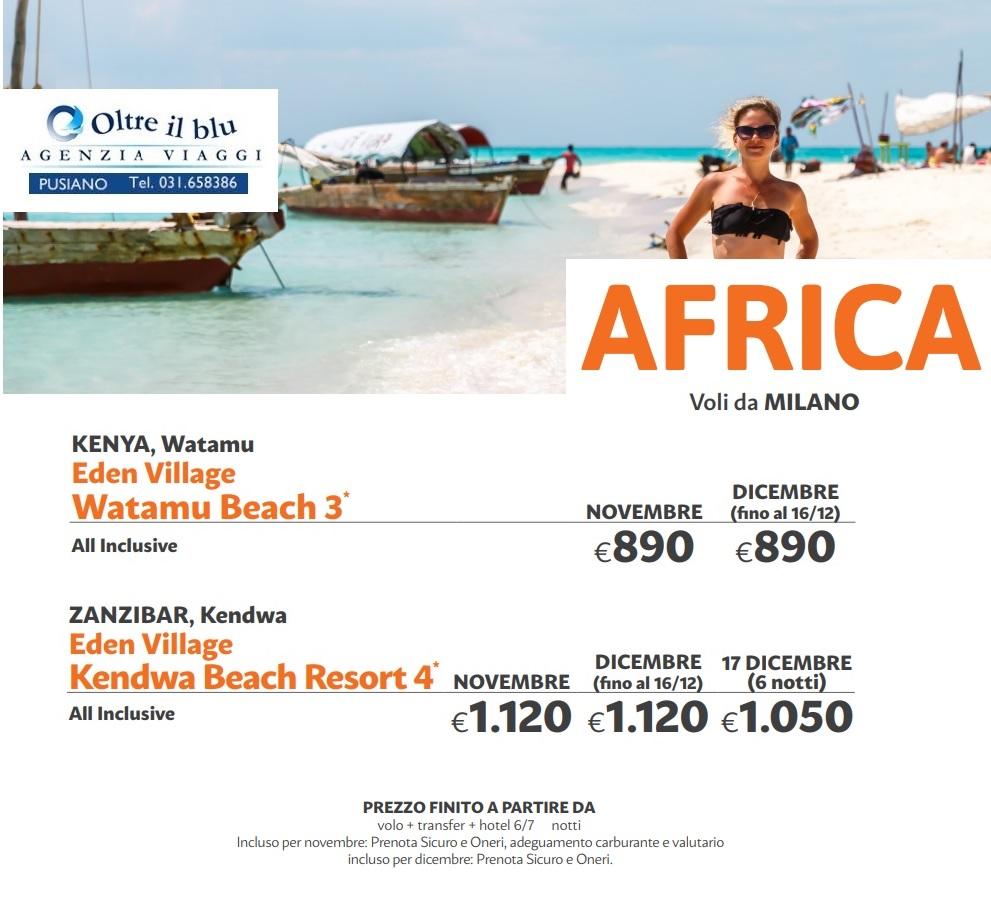 Kenya e Zanzibar